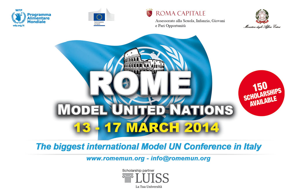 Rome Model United Nations
